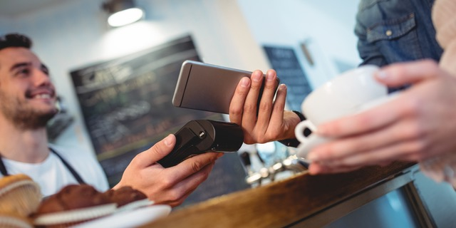 Bezahlsysteme Kaffee