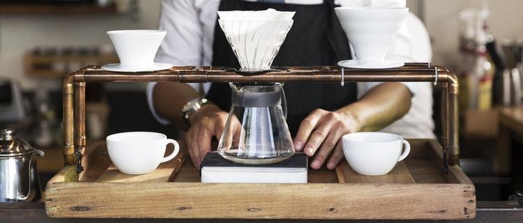 Barista Tipps eines baristas wie der perfekte filterkaffee gelingt